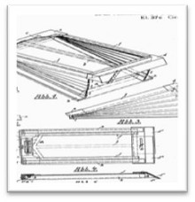 150 anni della finestra da tetto storia della finestra for Finestra nel tetto