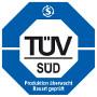 Certifikato TÜV SÜD