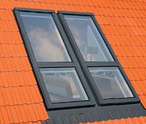 Raccordi per la finestra balcone esv g ezv a g ehn a g for Montaggio velux