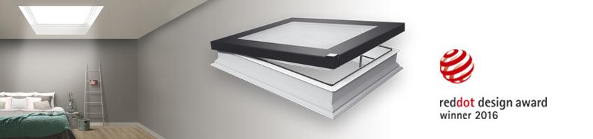 Finestre per tetti piatti tipo f fakro for Faelux srl finestra per tetti