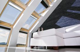 Vasta gamma dei prodotti fakro for Finestre tetto fakro