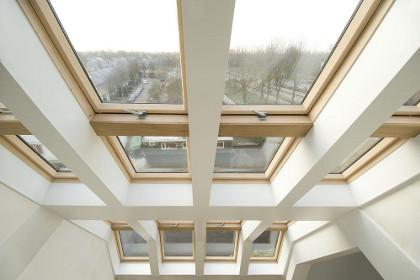Applicazione delle finestre da tetto fakro - Finestre a tetto ...