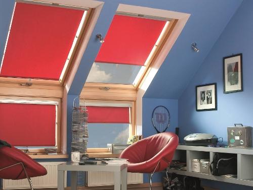 Tende avvolgibili per finestre da tetto fakro a tutto vantaggio del confort e dell estetica - Serrande avvolgibili per finestre ...