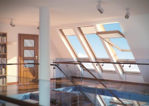 Finestra per tetti prosky fakro carta d identit fakro for Finestre tetto fakro