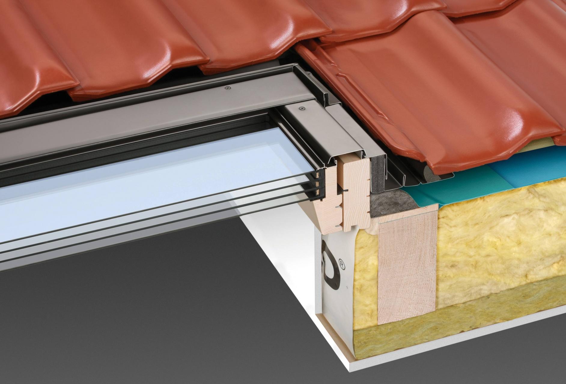 Finestre da tetto scale per la soffitta fakro italia for Finestre a tetto