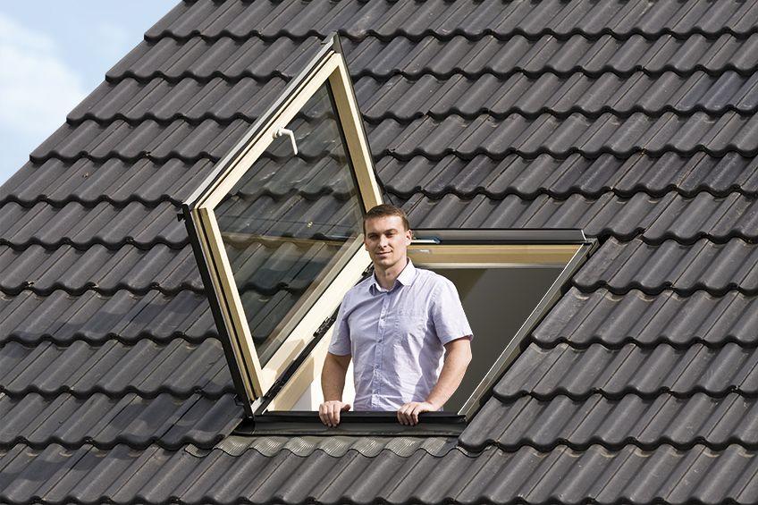 Caratteristiche di lucernari da tetto fakro for Lucernari da tetto