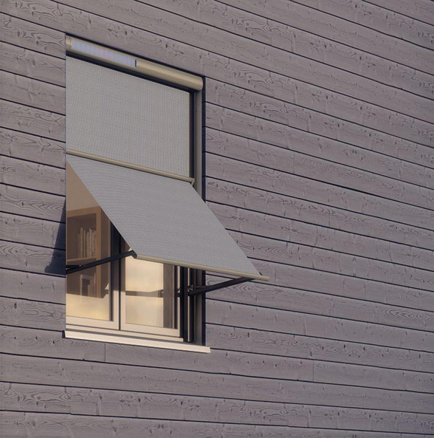Tenda Parasole Per Le Finestre Verticali Vmb Fakro