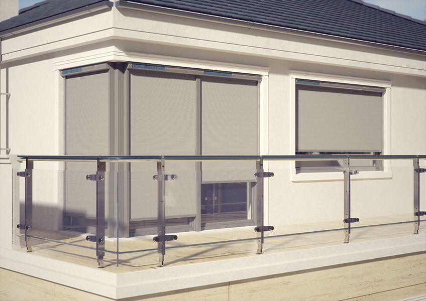 Tende parasole per le finestre verticali vmz fakro for Finestre fakro